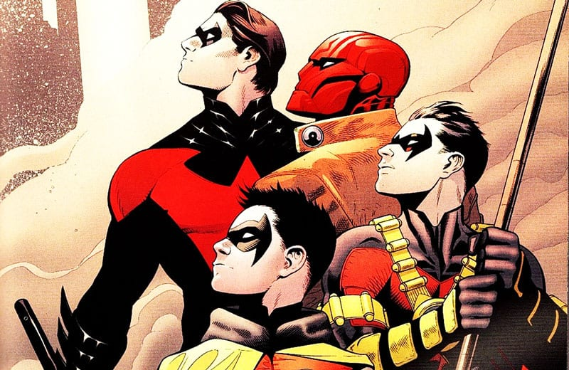All the robins