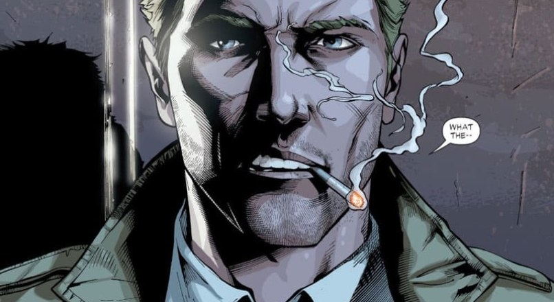 Why Constantine is the most badass mage ever?