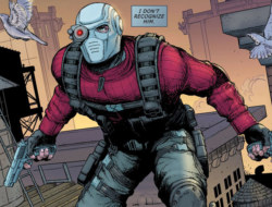 Story of Deadshot in Deadshot Comics