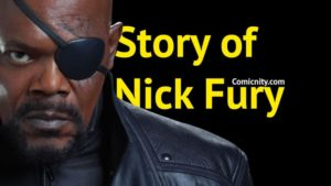 Story of Nick Fury