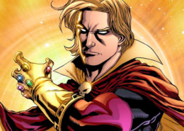 Who is playing Adam Warlock?