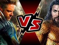 Wolverine VS Aquaman: Who Wins?