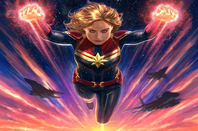 Top 10 Captain Marvel's Powers in the MCU