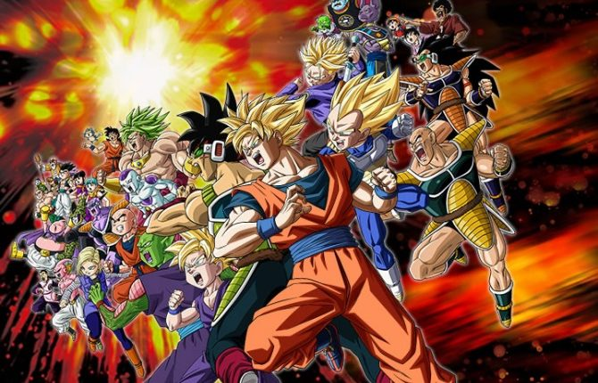 Strongest Dragon Ball Characters